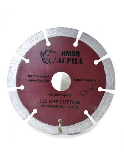 Diamond Saw 5 Inch 127 mm (Alpha) - HMBR Brand